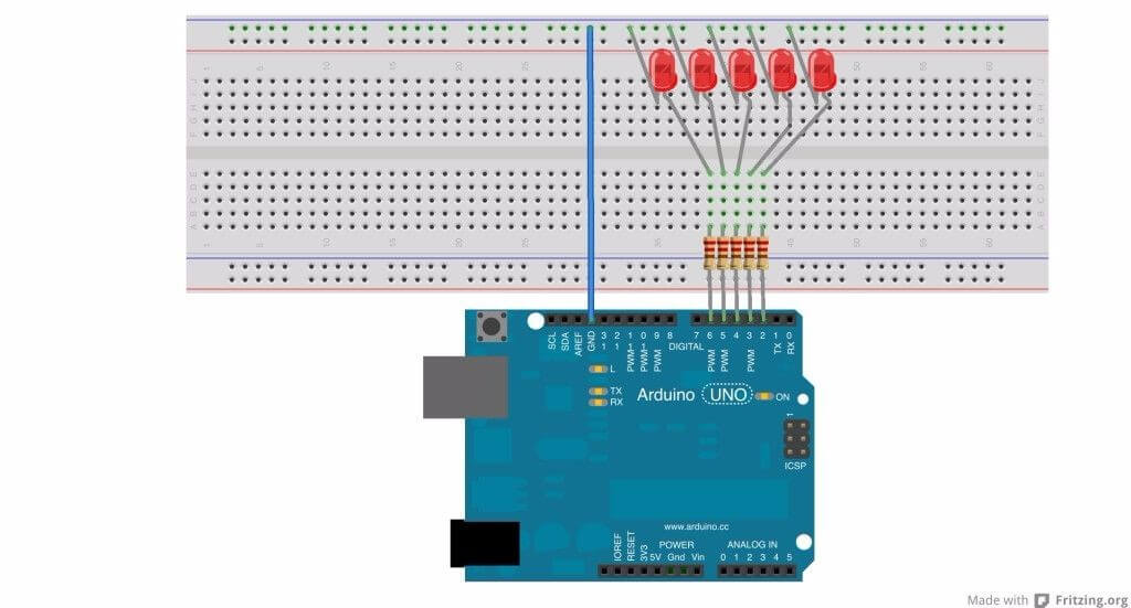 Tutorial 13: How to Use Arrays with Arduino - Programming