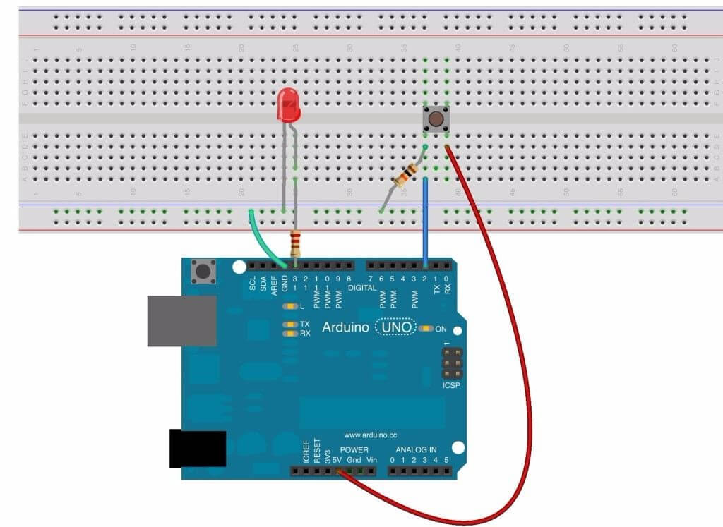 tutorial 19  debouncing a button with arduino