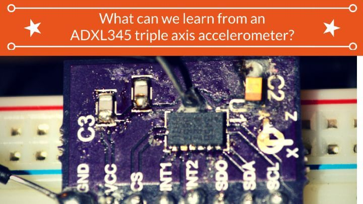 What to do when you just don't know :: Arduino, ADXL345 triple axis accelerometer and an RGB LED