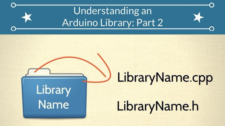 Understanding an Arduino Library :: Video #2 :: Arduino Library Series