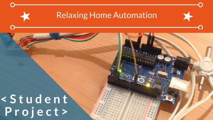 Basic home automation using arduino student project for Home automation basics