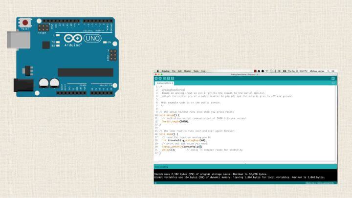 Learn Programming and Electronics with Arduino
