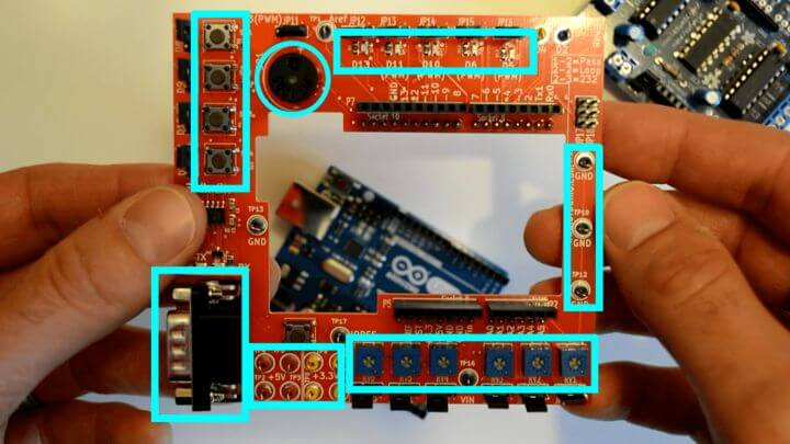 Learn Programming and Electronics with Arduino : Throw out your