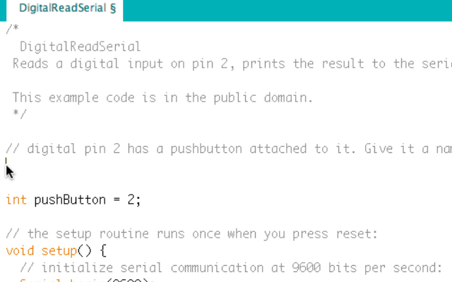 Tutorial 03: Arduino Code & Syntax Overview - Programming ...