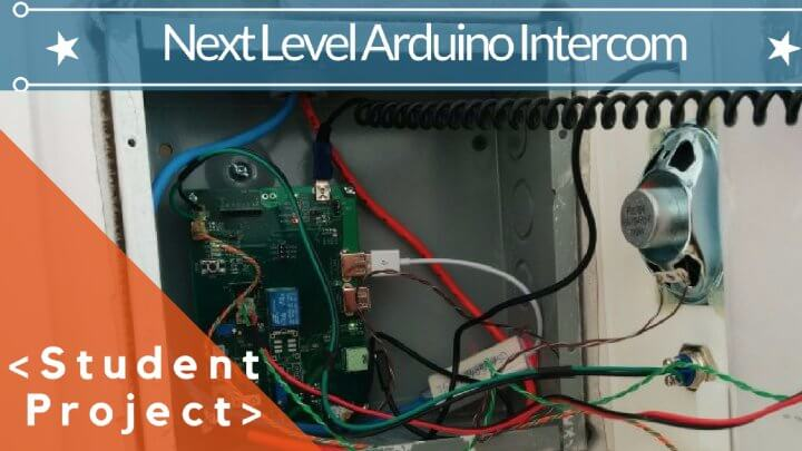 Next Level Networking with the Arduino :: Student Project