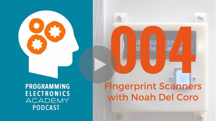EPS 4: Fingerprint Readers and Remote Igniters with Noah Del Coro