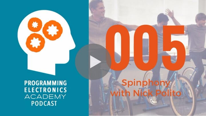 EPS 5: Spinphony with Nick Polito