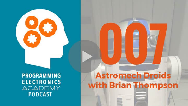 Astromech Droids with Brian Thompson