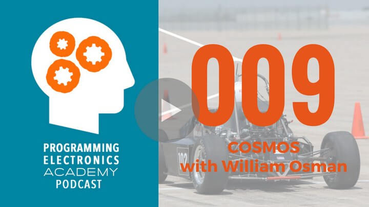 A conversation with William Osman