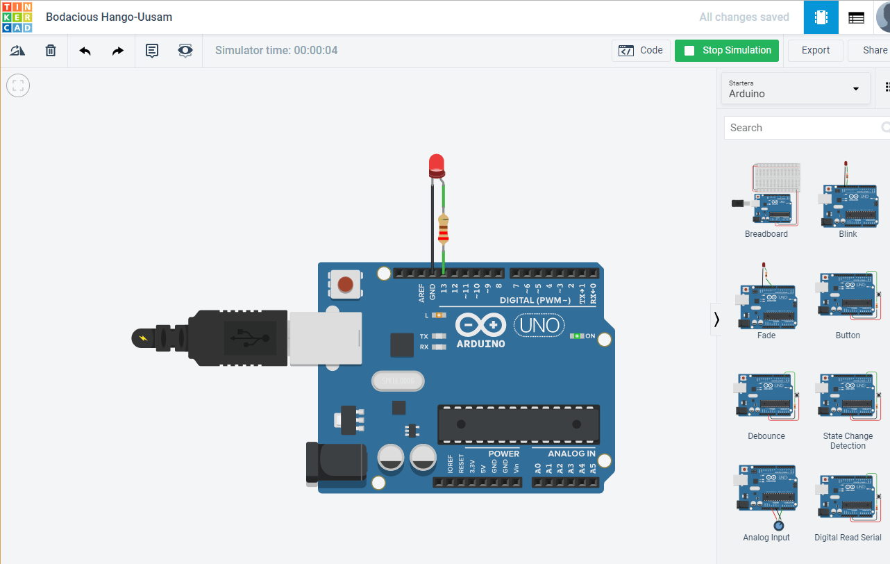 The Arduino Simulator You Ve Been Looking For Programming Electronics Academy